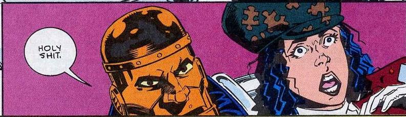 Doom Patrol— вспоминаем историю одной изсамых необычных команд вкомиксах DC | Канобу - Изображение 13117