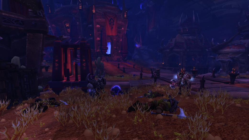 ВWorld ofWarcraft появятся милые лисы, киборги иДревние боги. Это новое обновление | Канобу - Изображение 1