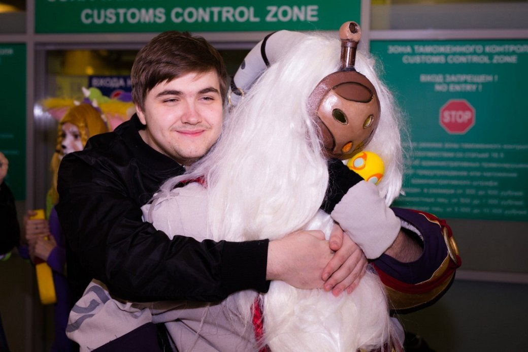 Фанаты встретили Albus NoX Luna в Шереметьево как героев | Канобу - Изображение 3