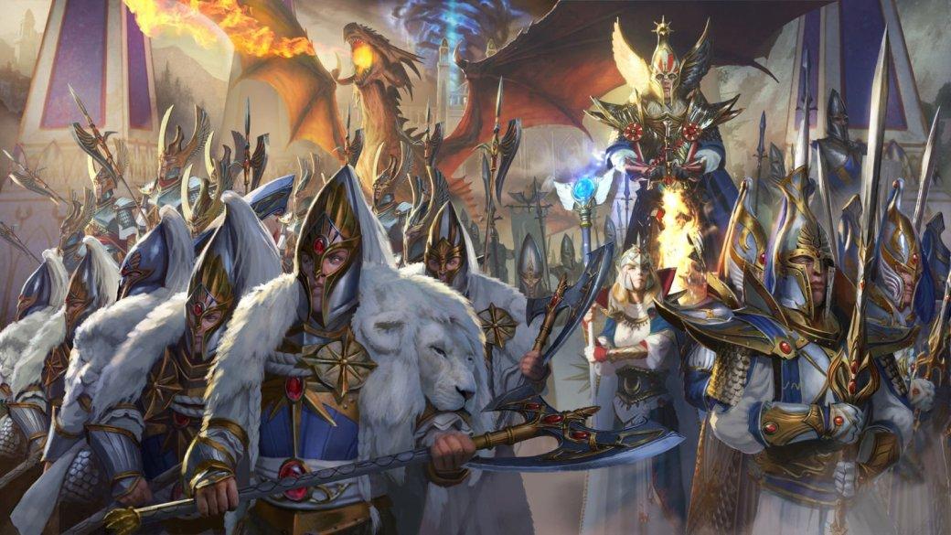Взгляните напотрясающие концепт-арты Total War: Warhammer II. - Изображение 3