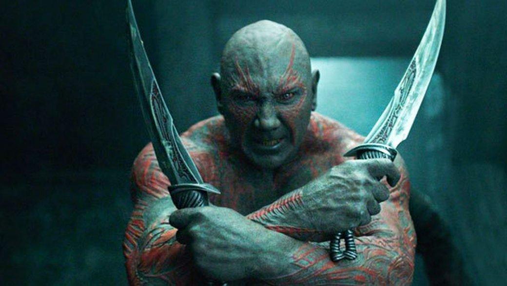 Старик Тор иДракс-девушка: нагероев Marvel применили FaceApp. Результат впечатляет!. - Изображение 1