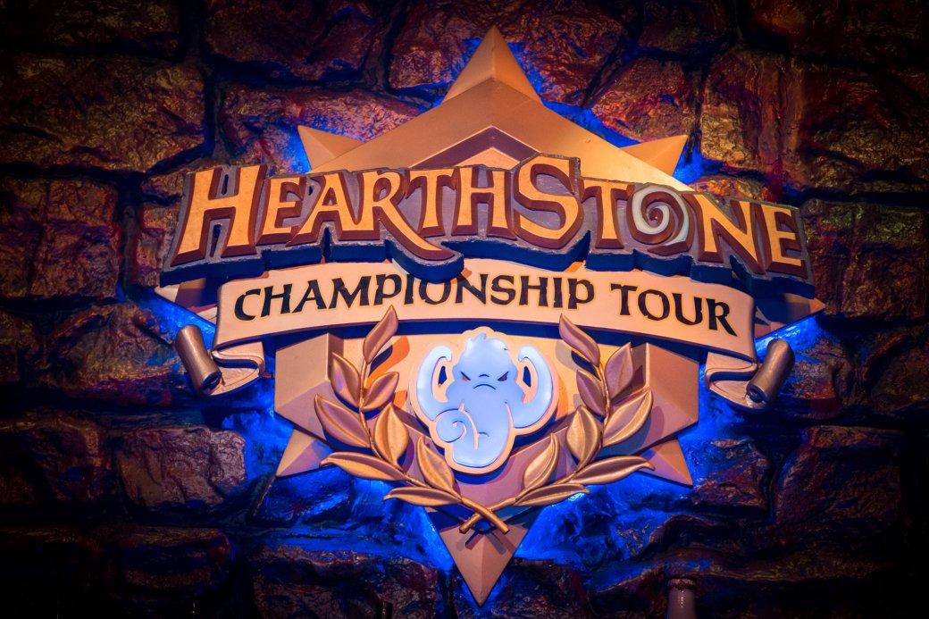 Репортаж «Канобу» с Чемпионата мира по Hearthstone в Амстердаме   Канобу