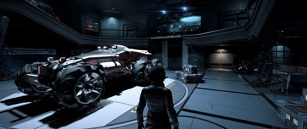 20 изумительных скриншотов Mass Effect: Andromeda | Канобу - Изображение 3