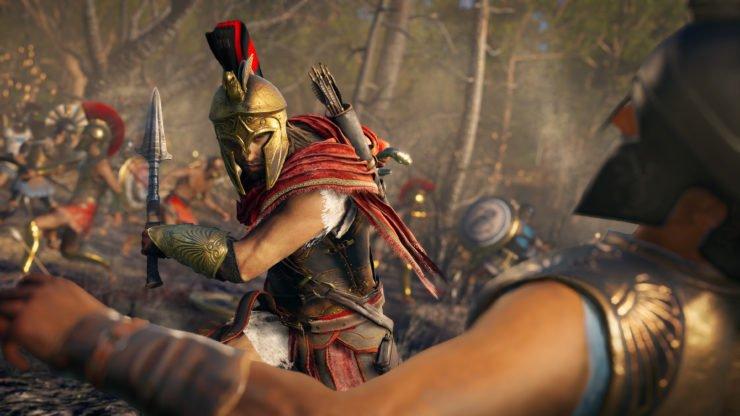 Новые подробности Assassin's Creed Odyssey: 300 квестов, сложные решения и артбук на русском. - Изображение 1