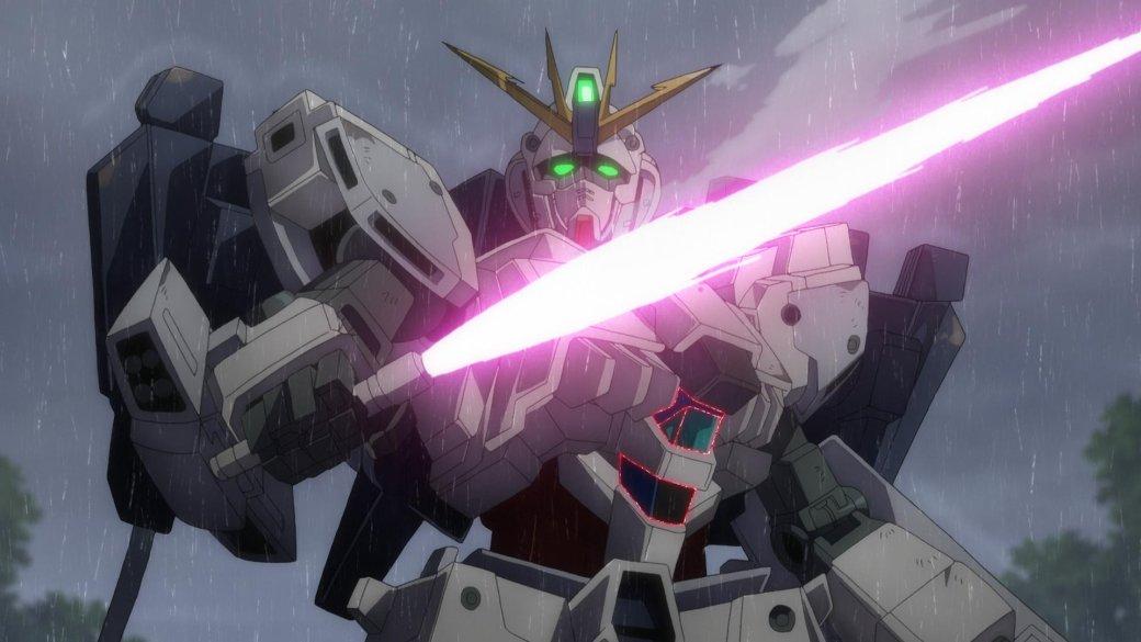 10 причин посмотреть аниме «Мобильный воин Гандам: Нарратив»   Канобу