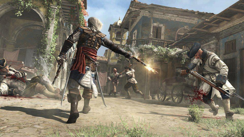 Обзор Assassin's Creed 4: Black Flag (Sorcastic Blog) | Канобу - Изображение 6