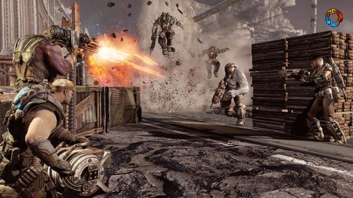 Рецензия на Gears of War 3 | Канобу - Изображение 5