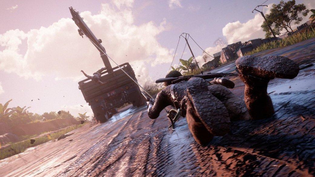 Сценарий экранизации Uncharted закончен —и вроде бы очень крут | Канобу - Изображение 13777