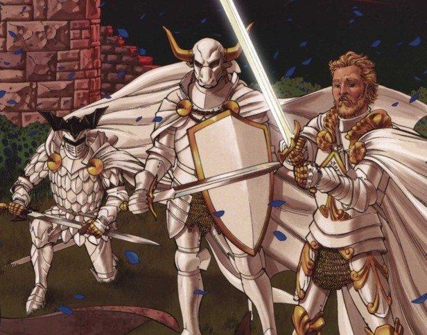 «Игра престолов» в картинках и другие комиксы последних недель | Канобу