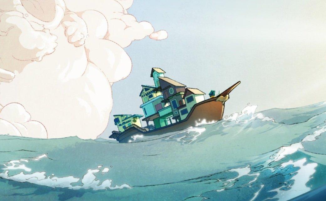 20 безумно красивых скриншотов Spiritfarer— игры про перевозчика душ | Канобу