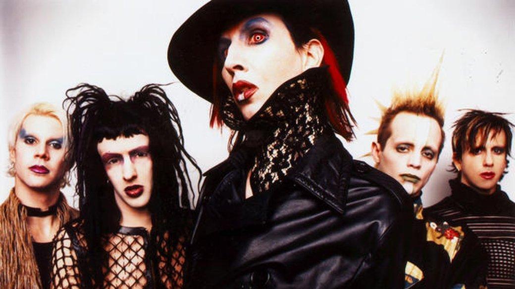 Любимая музыка «Канобу»: The Prodigy, Nine Inch Nails, Marilyn Manson и другие  | Канобу - Изображение 3885