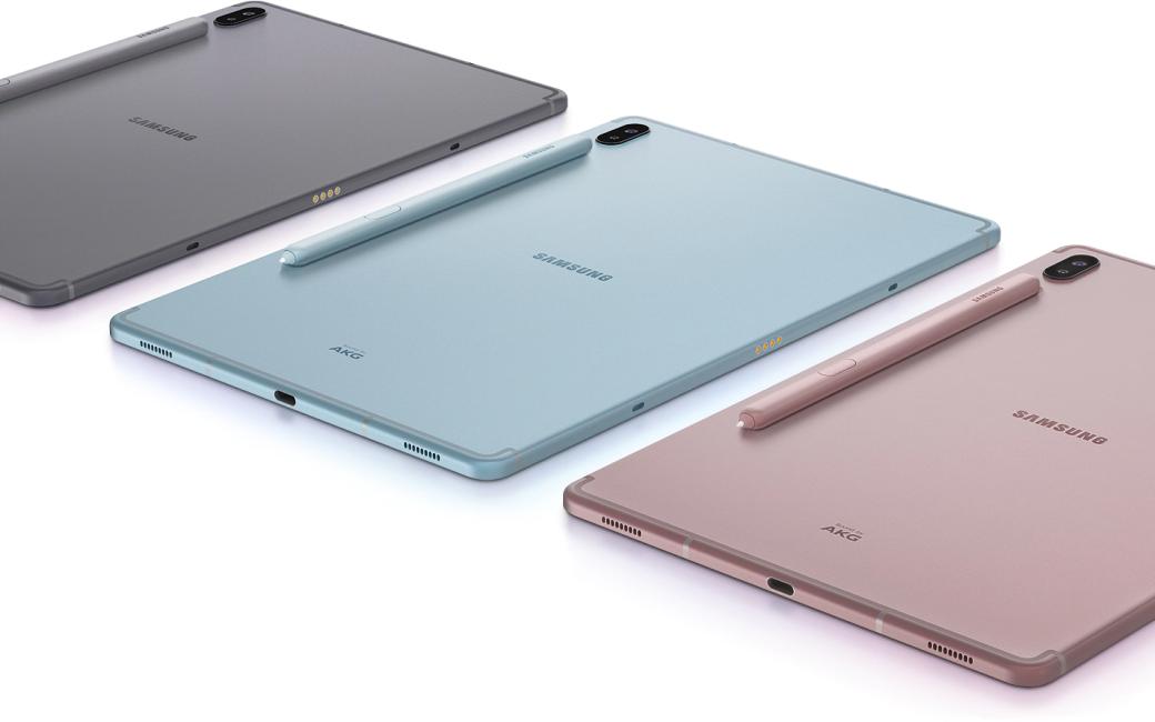 ВРоссии вышел планшет Samsung Galaxy Tab S6: двойная камера истилус за52990 рублей
