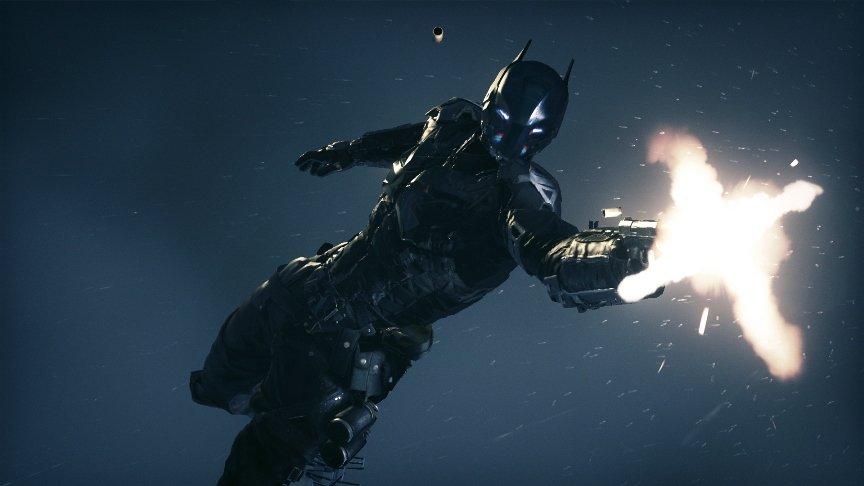 «Бэтмобиль — как стальной шар»: впечатления от Batman: Arkham Knight  | Канобу - Изображение 5