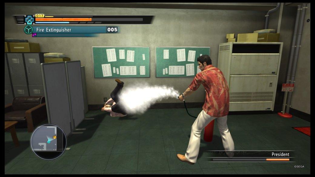 Рецензия на игру Yakuza 3, обзор, 2019, Sega | Канобу - Изображение 3