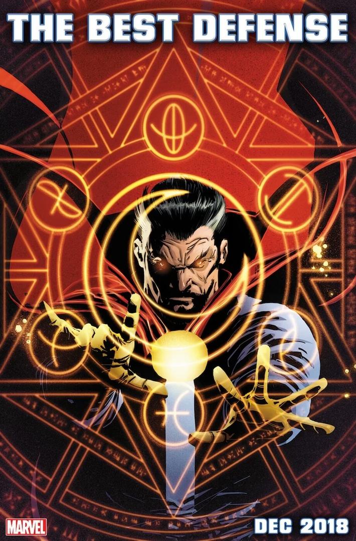 Издательство Marvel вернет оригинальных Защитников— сХалком, Доктором Стрэнджем иСерфером | Канобу - Изображение 5204