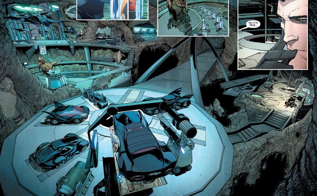 История бэтмобиля: все машины Темного Рыцаря | Канобу - Изображение 5060