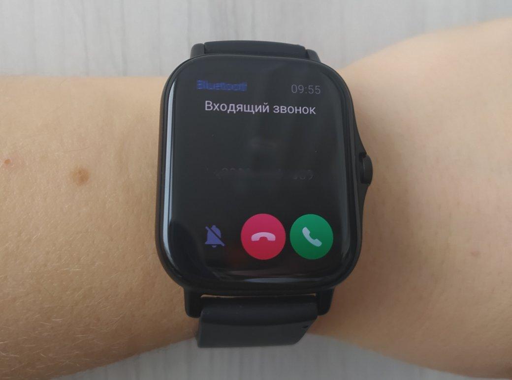 Обзор Amazfit GTS 2— «умных» часов смузыкальным плеером извонками   Канобу - Изображение 12505