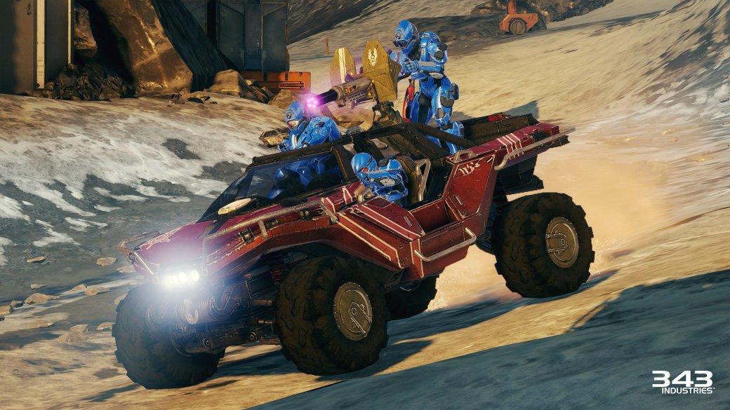 Microsoft: Halo 6 не готова к показу на выставке E3 2017 | Канобу - Изображение 4481