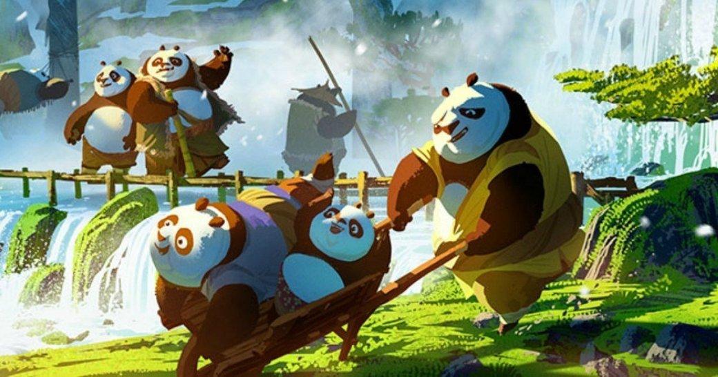 Рецензия на «Кунг-фу Панду 3» | Канобу - Изображение 5