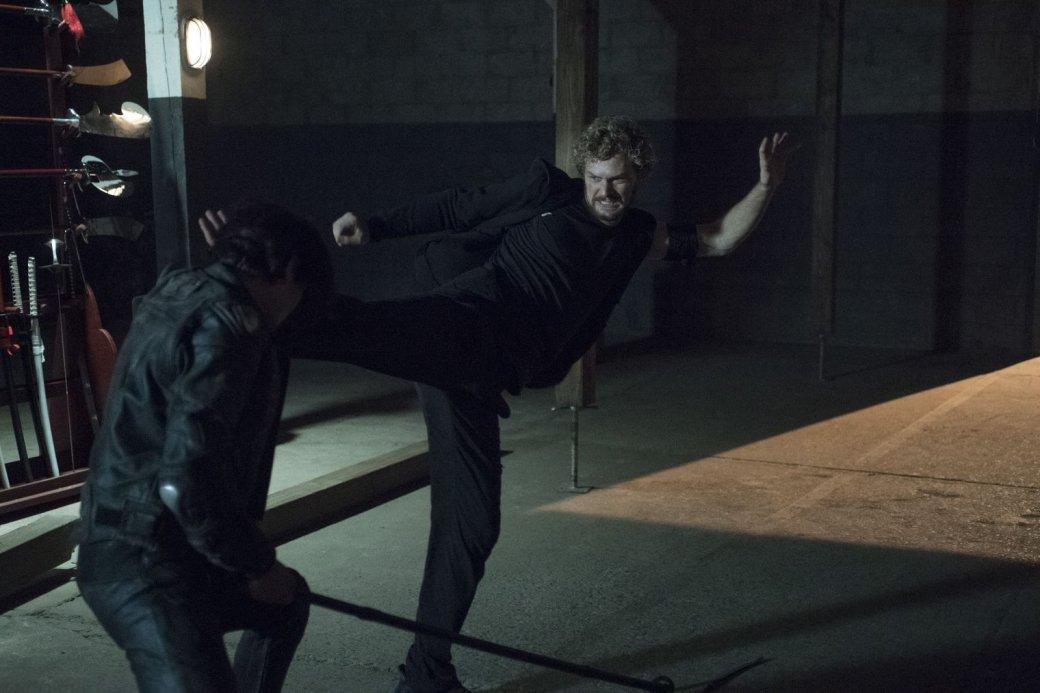 Критики единодушны: «Железный кулак» —первый провал Netflix | Канобу - Изображение 668