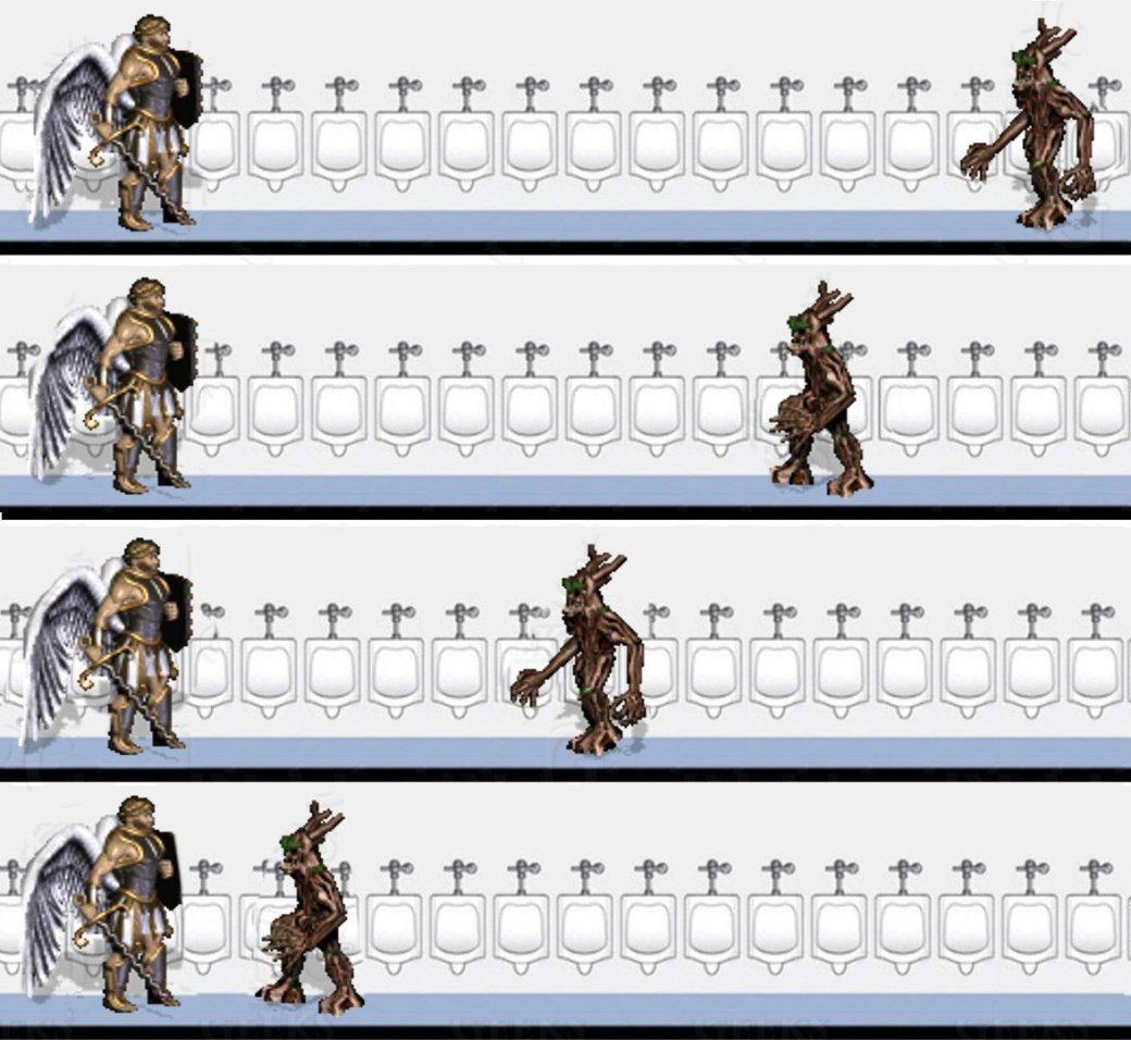 «Героям меча имагии 3»— 20лет. Вспоминаем лучшие шутки имемы олегендарной стратегии   Канобу - Изображение 9849
