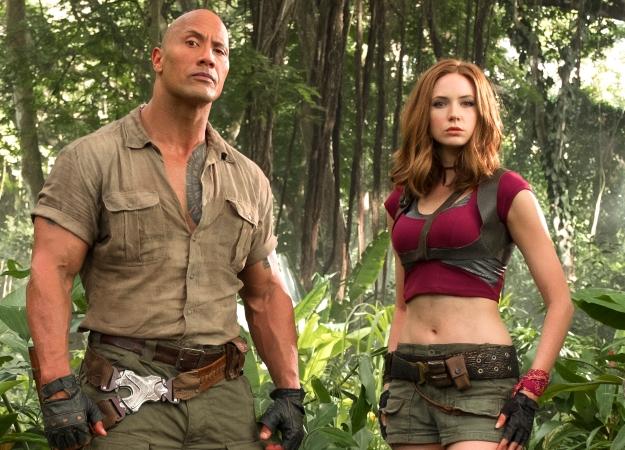 Sony объявила дату выхода сиквела «Джуманджи: Зов джунглей». Дуэйн Джонсон снова вделе. - Изображение 1