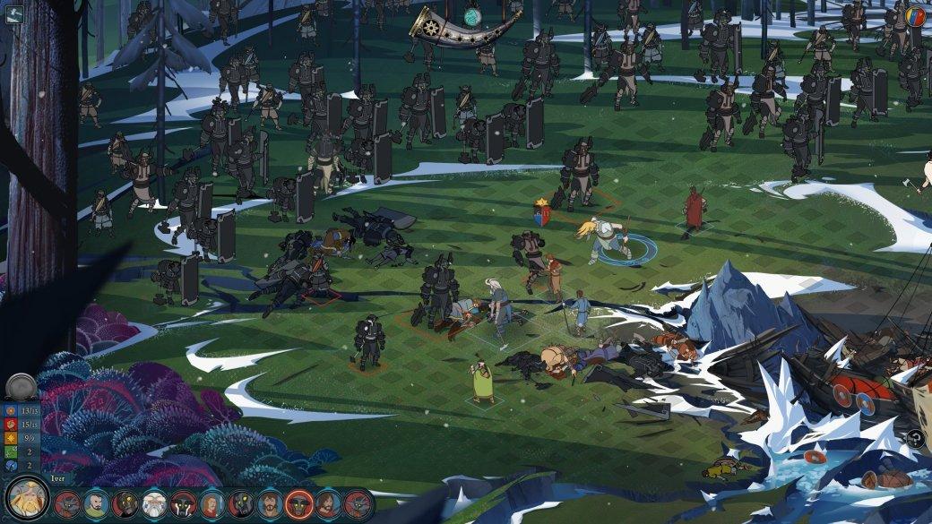 Рецензия на The Banner Saga 2   Канобу - Изображение 2664
