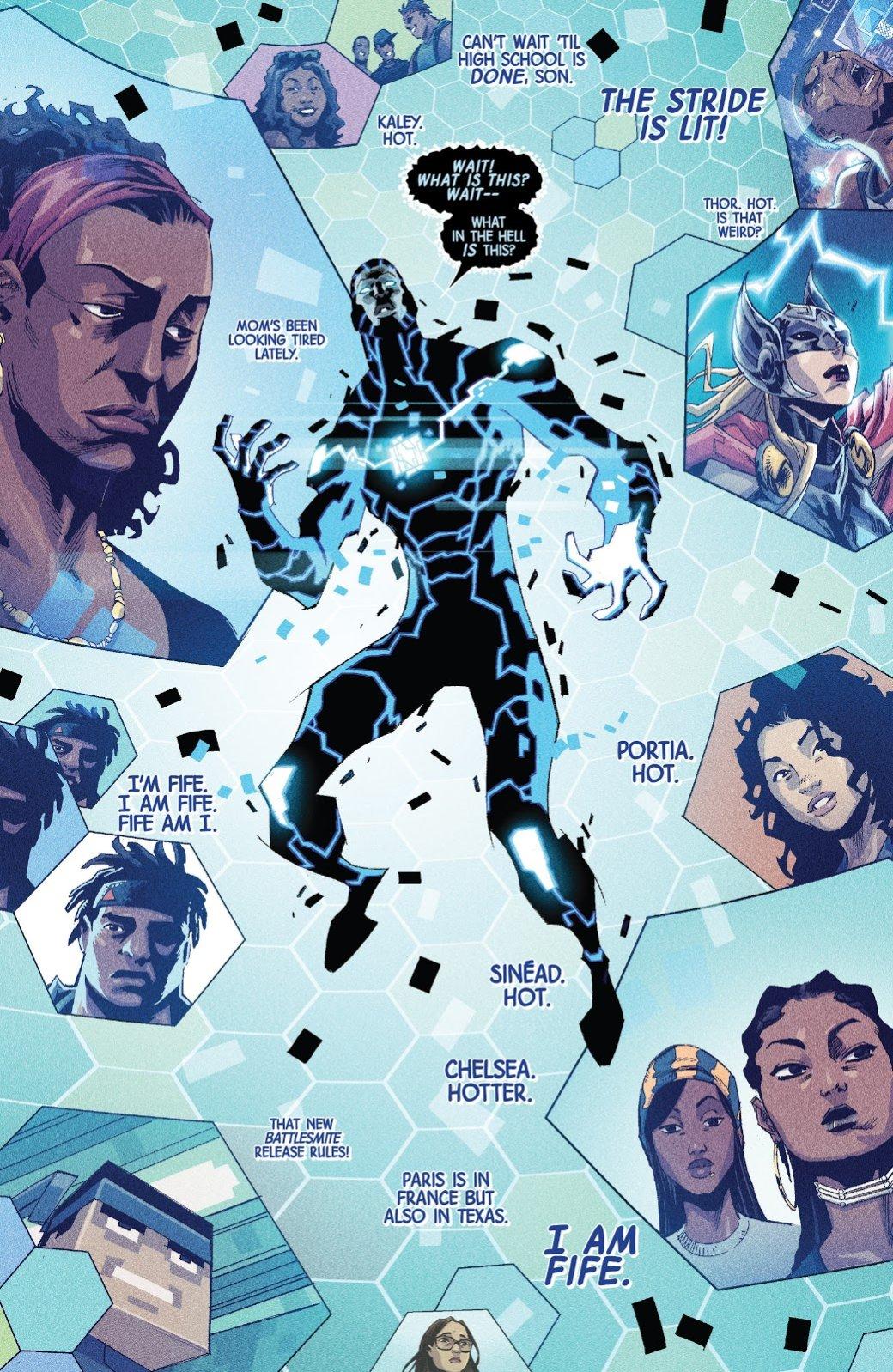 Крутые комиксы про чернокожих супергероев | Канобу - Изображение 8