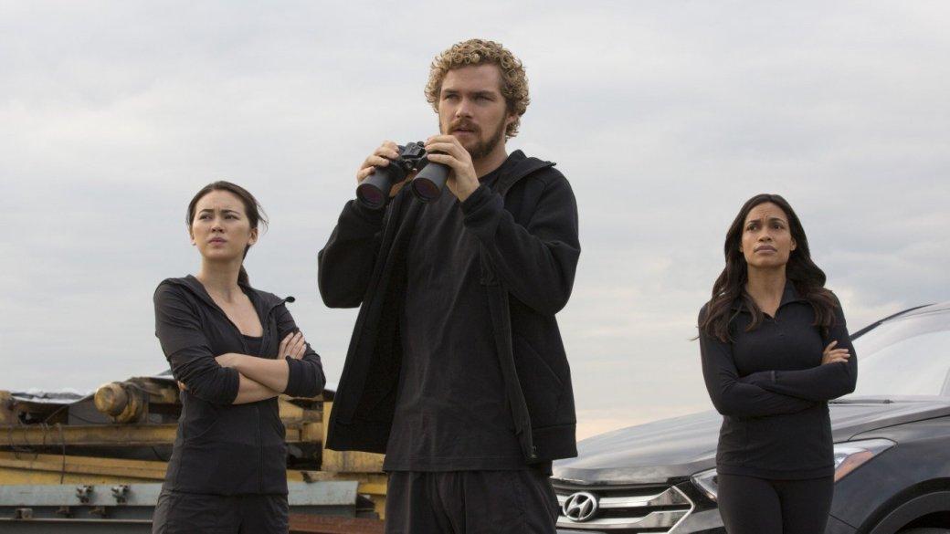 Критики единодушны: «Железный кулак» —первый провал Netflix | Канобу - Изображение 672