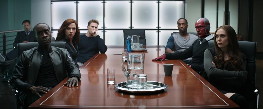 Киномарафон: все фильмы кинематографической вселенной Marvel. Фаза третья | Канобу - Изображение 1