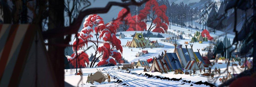 Рецензия на The Banner Saga 2   Канобу - Изображение 2660