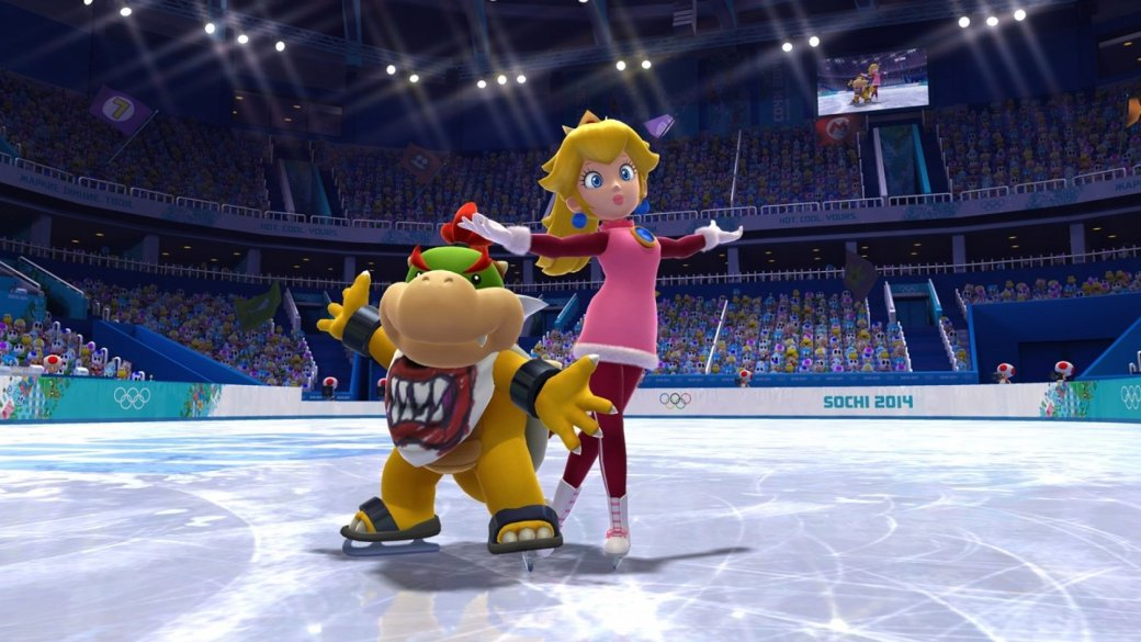 Рецензия на Mario & Sonic at the Sochi 2014 Olympic Winter Games | Канобу - Изображение 11315
