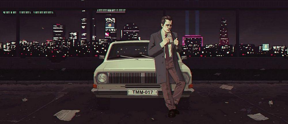 Разбираем The Mercury Man Мэддисона— кибербанк московских окраин. - Изображение 1
