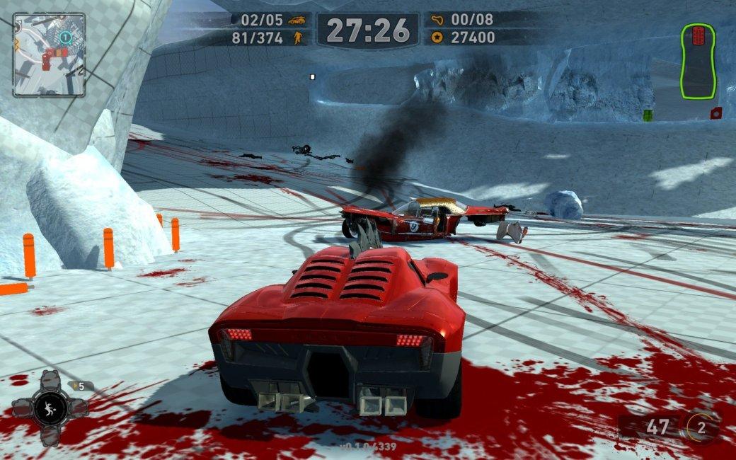Бета-версия Carmageddon: Reincarnation — отзывы игроков | Канобу - Изображение 2004