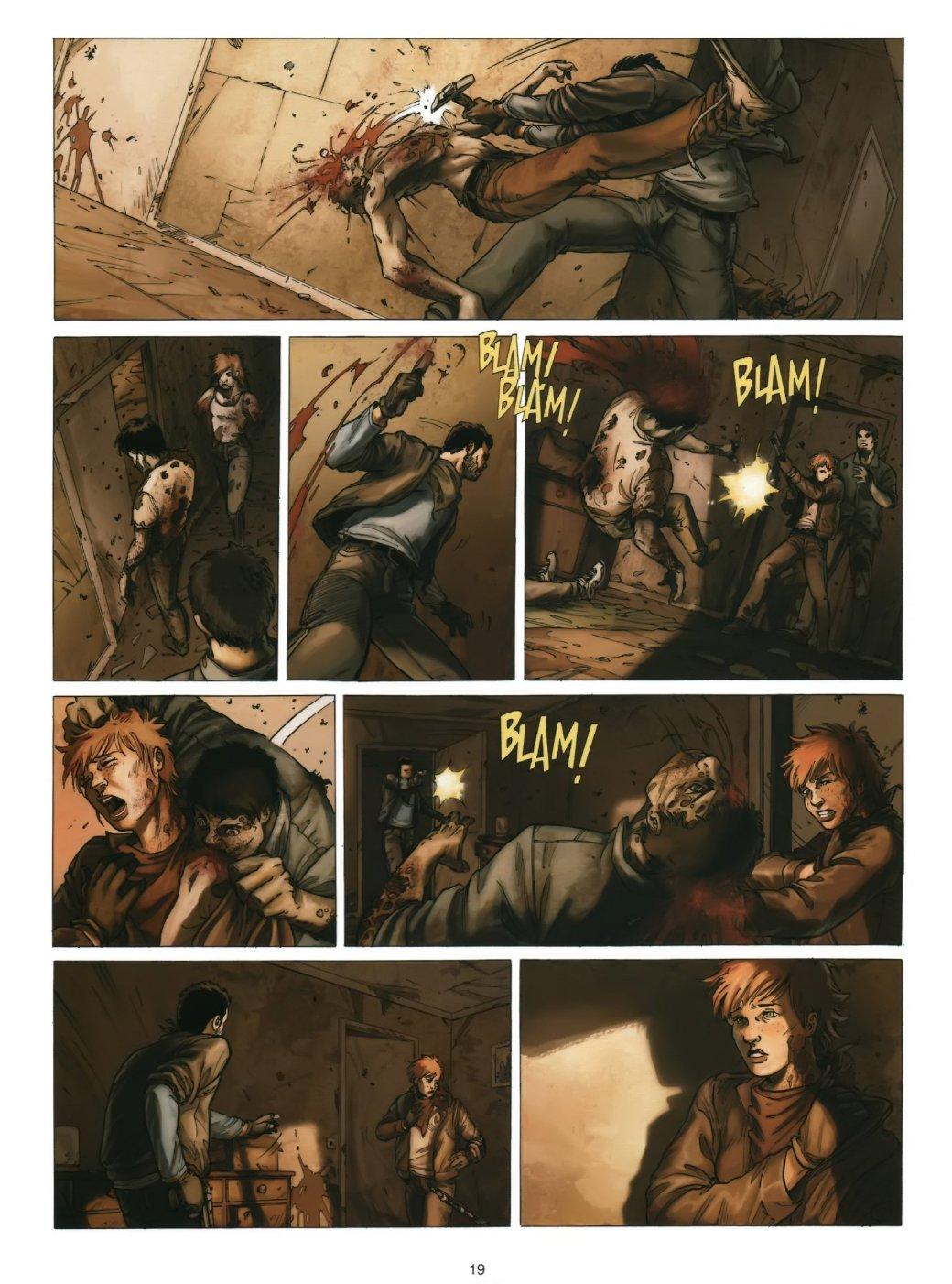 Какие комиксы почитать вожидании «Ходячих мертвецов»? Жесть, 18+ | Канобу - Изображение 7