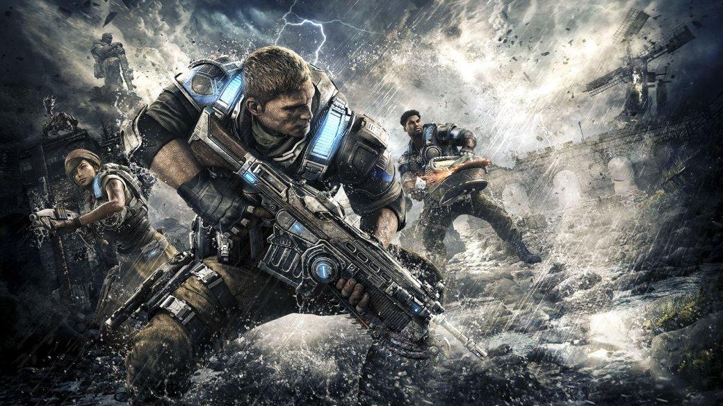 Gears of War 4, ReCore, Scalebound – наши впечатления | Канобу - Изображение 1