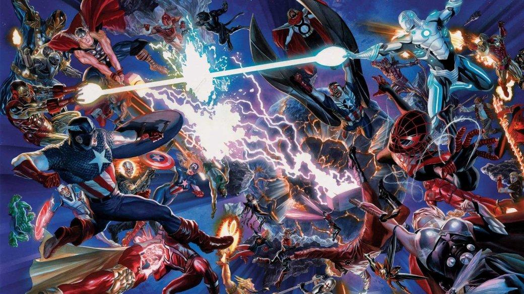 Мистер Фантастик стал врагом Железного Человека – доброго Доктора Дума | Канобу - Изображение 823