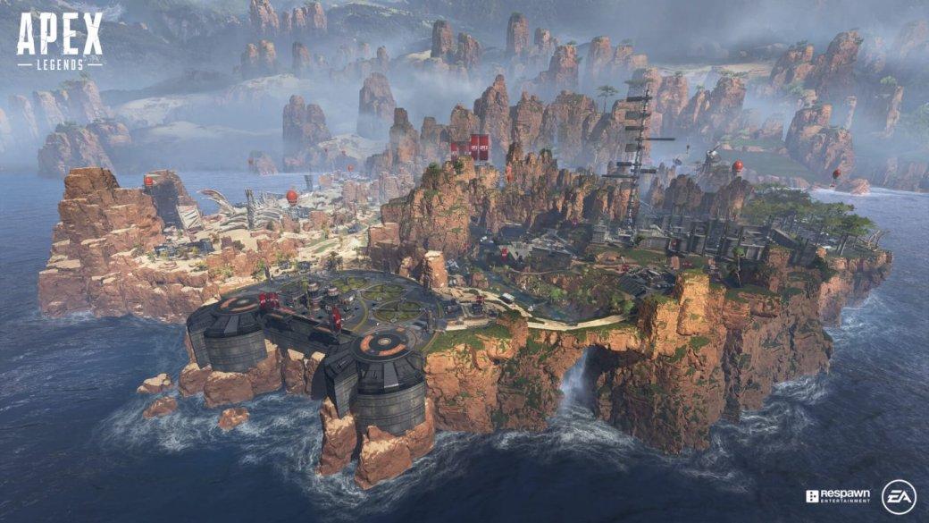 Обзор Apex Legends, превью Apex Legends. Впечатления отApex Legends— игры на замену Titanfall 3 | Канобу - Изображение 4