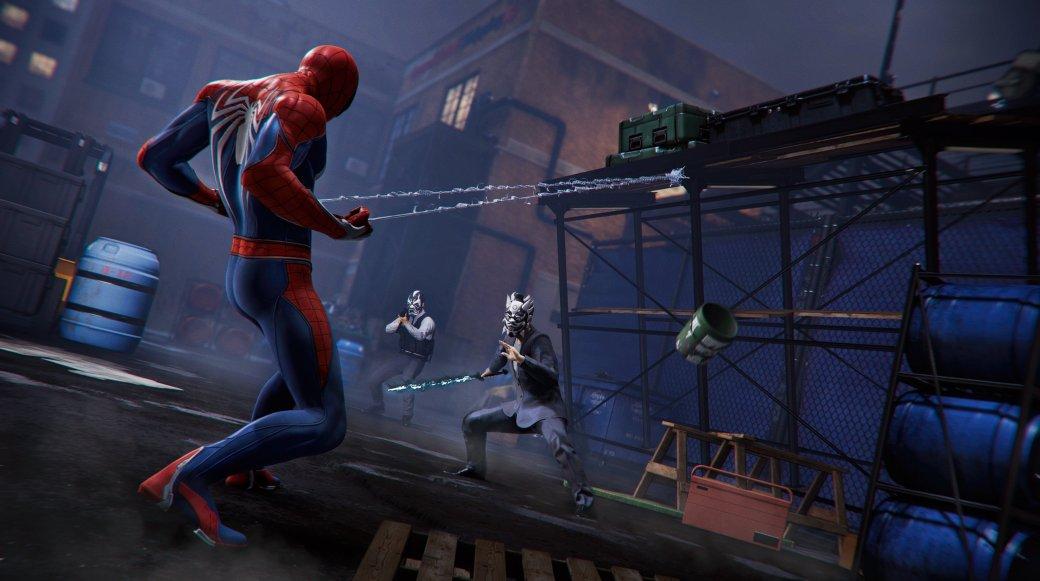 Суть. Marvel's Spider-Man— зачто игру любить, зачто ненавидеть   Канобу - Изображение 11940