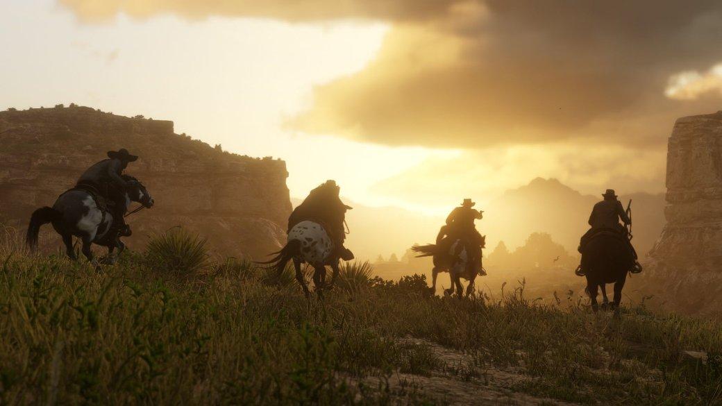 Благодаря багу вRed Dead Redemption 2 обнаружили проход вМексику изпервой части | Канобу - Изображение 1