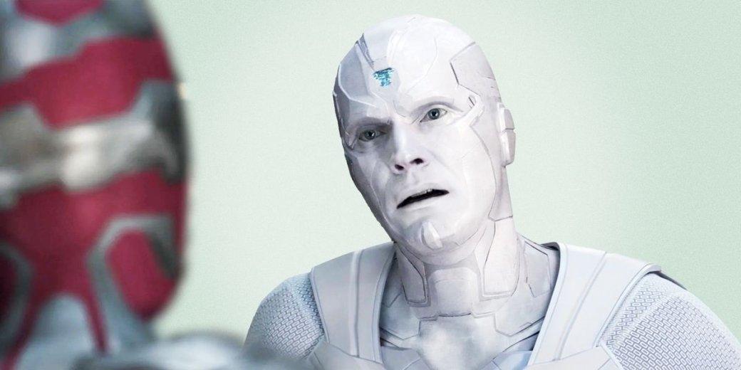 Продюсерка «ВандаВижн» объяснила, почему Белый Вижн непришел напомощь Ванде вфинале сериала