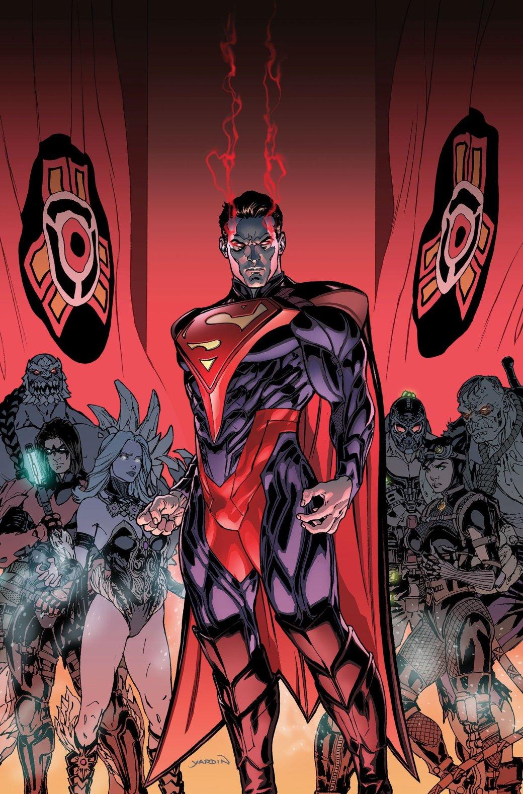 Как разобраться в сюжете Injustice 2? Понятная инструкция «Канобу»   Канобу - Изображение 10