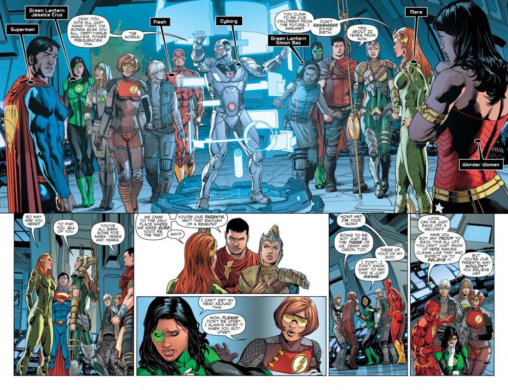 Провалы 2017— комиксы: загадка Мистера Оза, Venomverse, финал Secret Empire. - Изображение 5