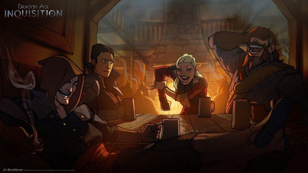 Все, что вам нужно знать об игре Dragon Age: inquisition | Канобу - Изображение 14