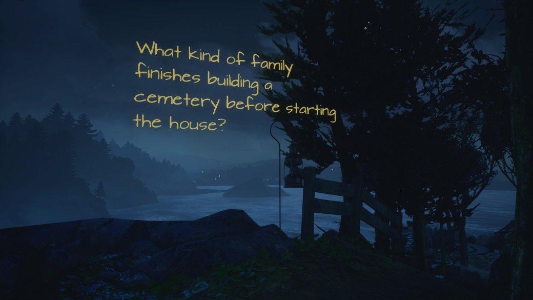 Рецензия на What Remains of Edith Finch | Канобу - Изображение 1