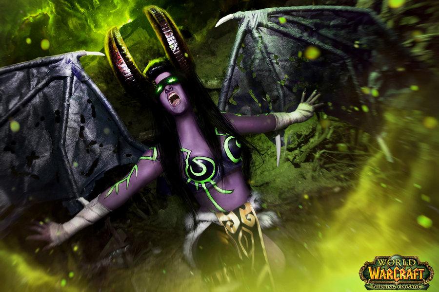 Лучший косплей по Warcraft – герои и персонажи WoW, фото косплееров | Канобу - Изображение 2380