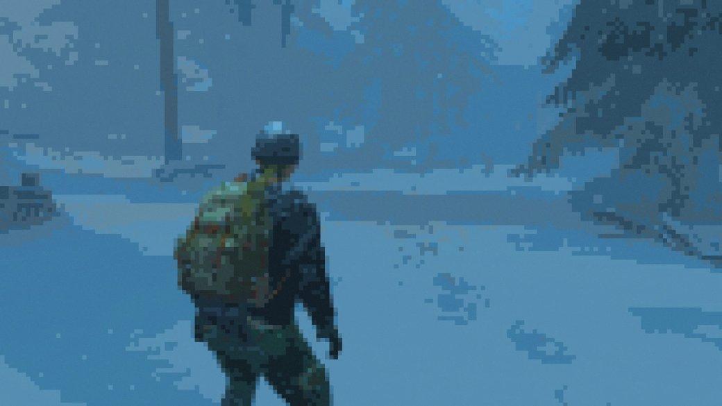 Пиксельный Джоэл имультяшная Элли. 25 кадров The Last ofUs: Part 2 сновыми графическими режимами | Канобу - Изображение 9095