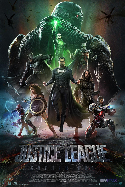 BossLogic представил постер режиссерской версии «Лиги Справедливости»   Канобу - Изображение 1004