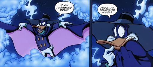 Комиксы: Darkwing Duck   Канобу - Изображение 2910