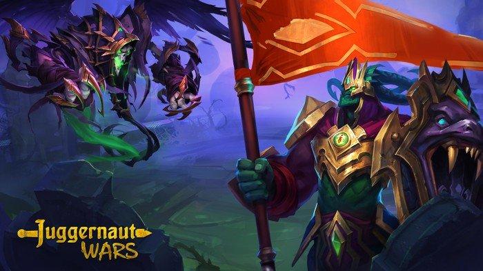 Самое крупное обновление Juggernaut Wars добавило в игру кланы | Канобу - Изображение 7900